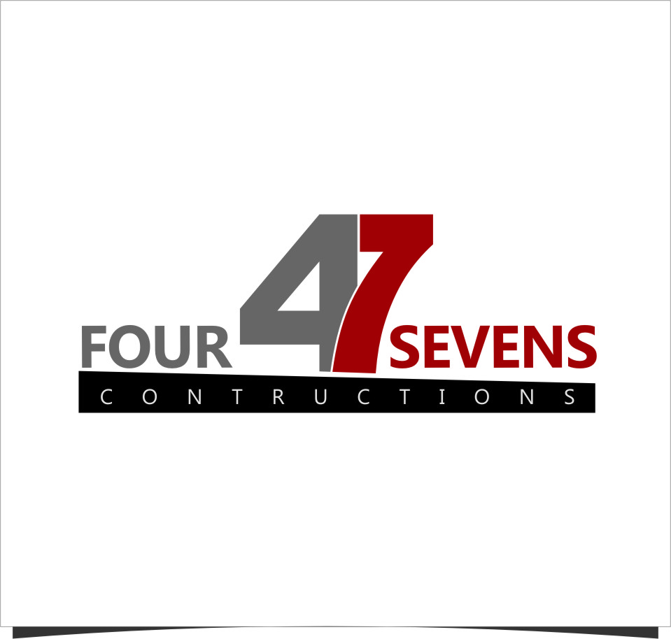 Logo Design by RasYa Muhammad Athaya - Entry No. 98 in the Logo Design Contest New Logo Design for foursevens.