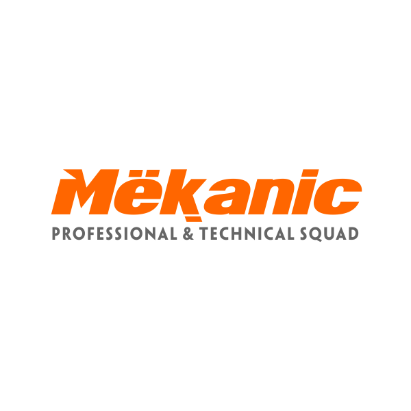 Logo Design by Rudy - Entry No. 37 in the Logo Design Contest Creative Logo Design for MËKANIC - Professional and technical squad.