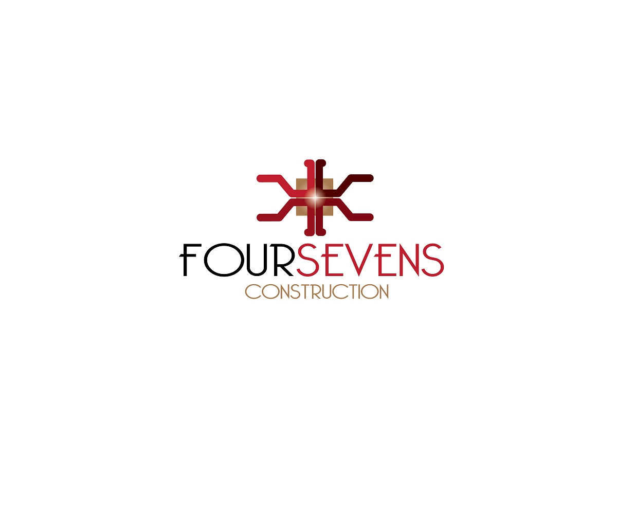 Logo Design by jhunzkie24 - Entry No. 100 in the Logo Design Contest New Logo Design for foursevens.