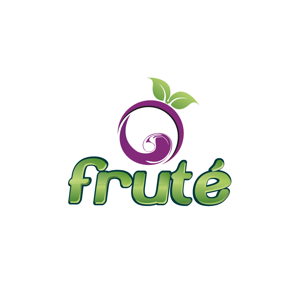 Logo Design by rockin - Entry No. 80 in the Logo Design Contest Imaginative Logo Design for Fruté.