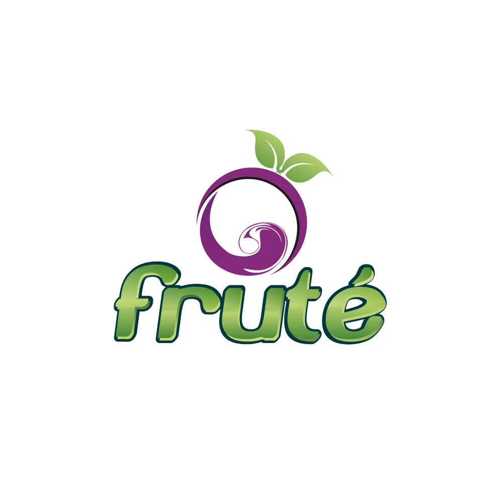 Logo Design by rockin - Entry No. 80 in the Logo Design Contest Imaginative Logo Design for Fruté.