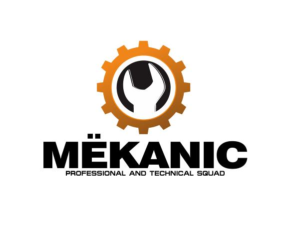 Logo Design by ronny - Entry No. 38 in the Logo Design Contest Creative Logo Design for MËKANIC - Professional and technical squad.