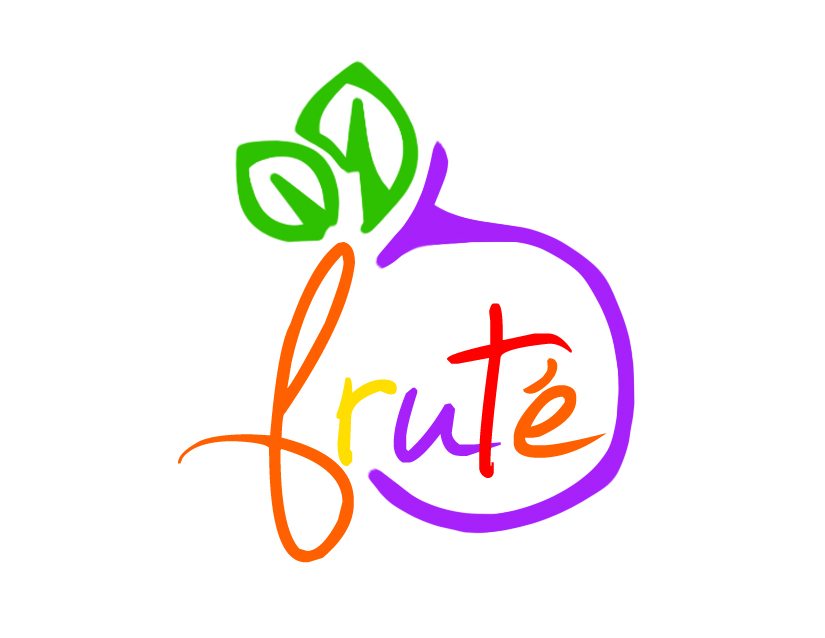 Logo Design by Joseph Neal Lacatan - Entry No. 85 in the Logo Design Contest Imaginative Logo Design for Fruté.