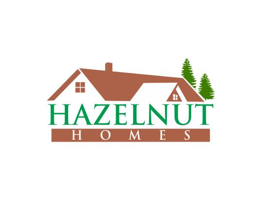 Logo Design by ronny - Entry No. 1 in the Logo Design Contest Unique Logo Design Wanted for Hazelnut Homes.