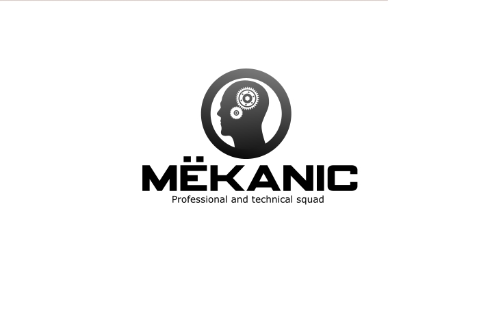 Logo Design by Private User - Entry No. 39 in the Logo Design Contest Creative Logo Design for MËKANIC - Professional and technical squad.