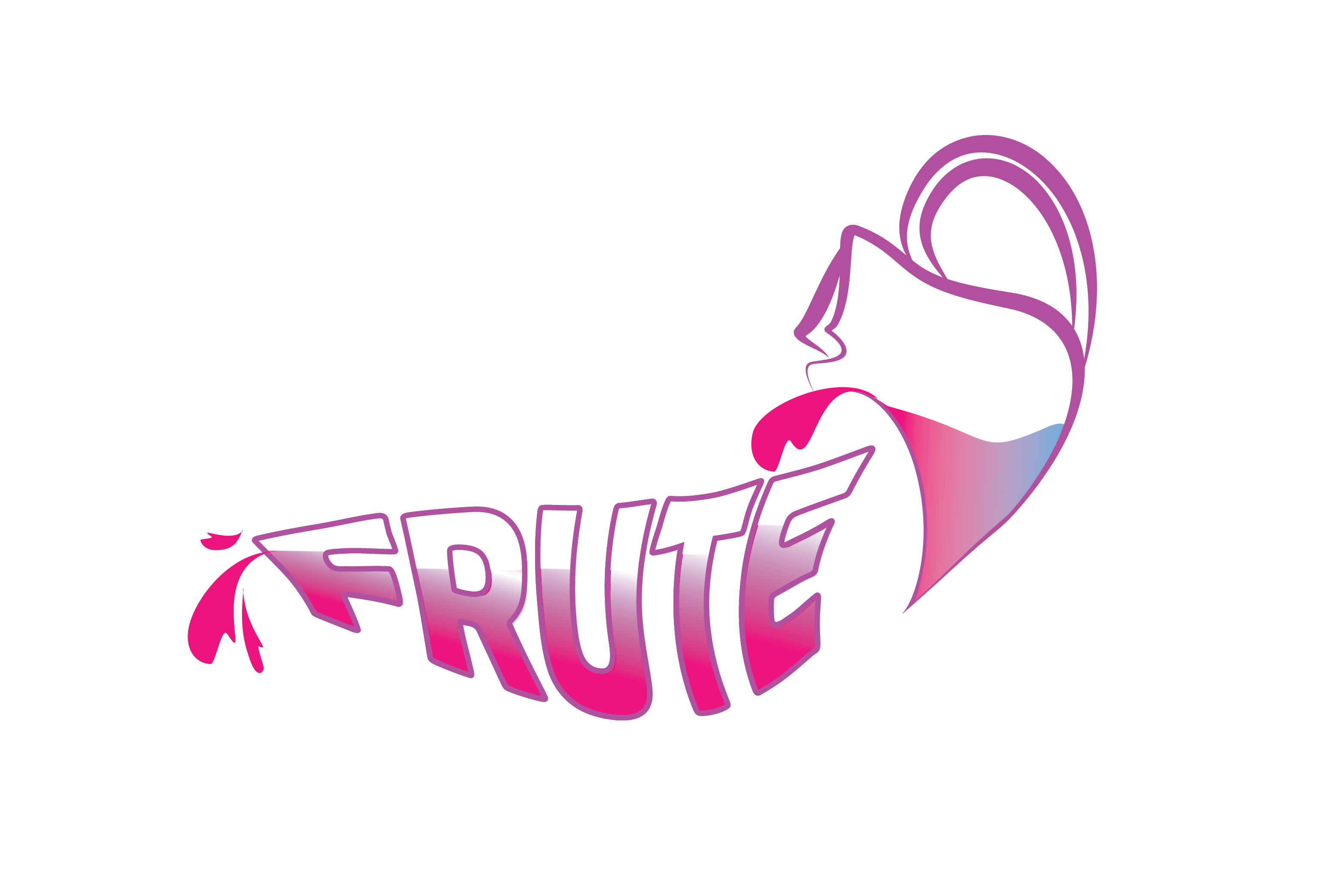 Logo Design by Tim Holley - Entry No. 90 in the Logo Design Contest Imaginative Logo Design for Fruté.
