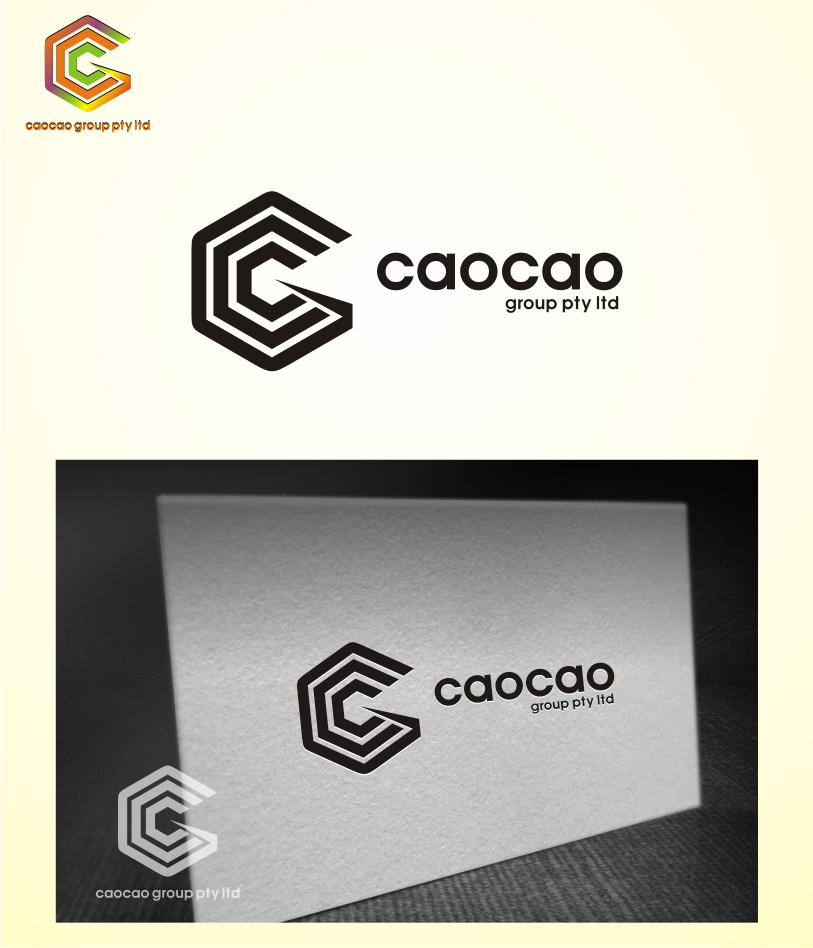 Logo Design by graphicleaf - Entry No. 13 in the Logo Design Contest cao cao group pty ltd Logo Design.