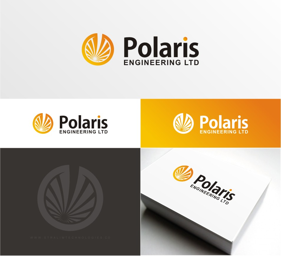 Logo Design by BEER - Entry No. 59 in the Logo Design Contest Polaris Engineering Ltd.