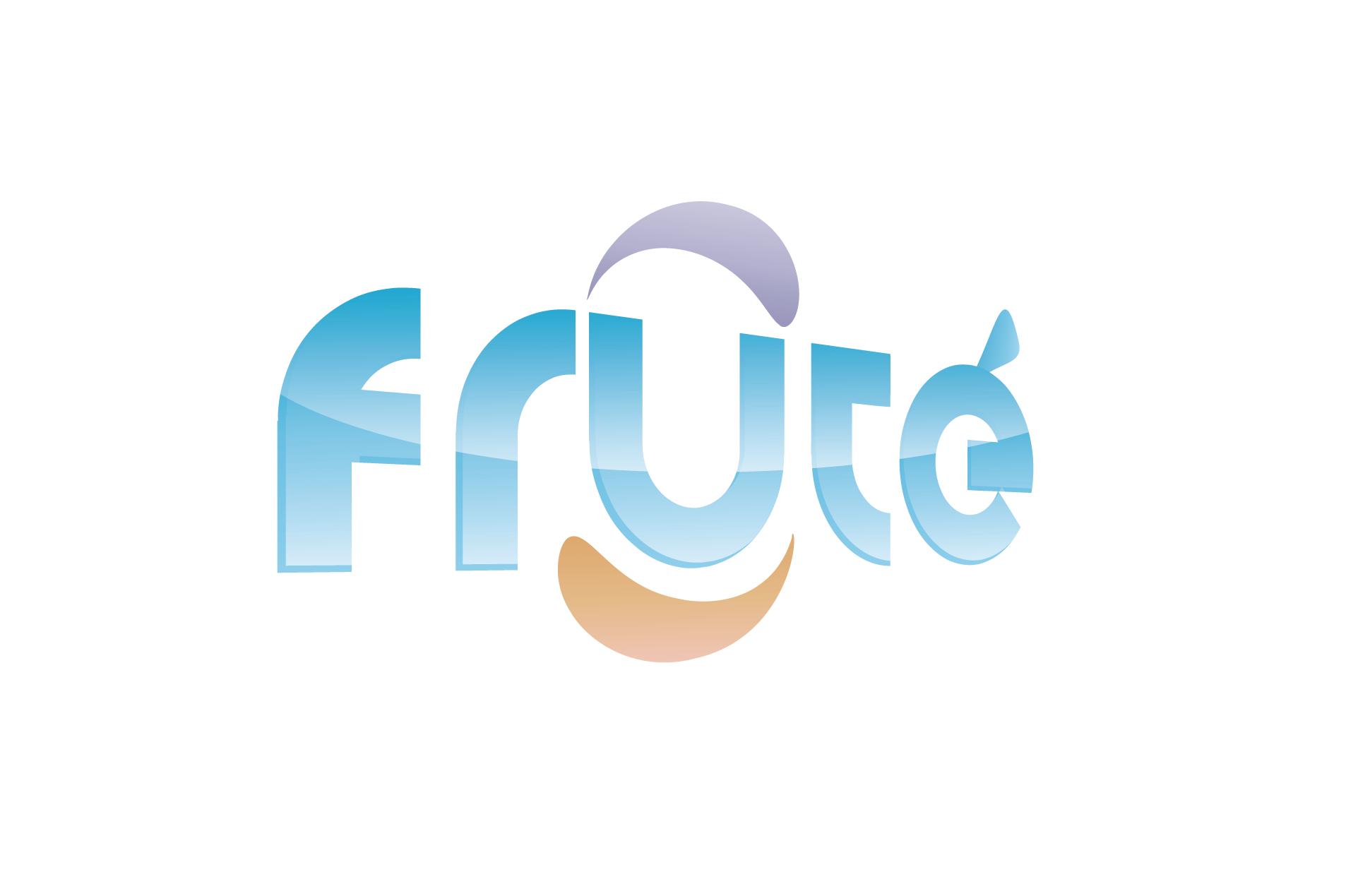 Logo Design by Tim Holley - Entry No. 93 in the Logo Design Contest Imaginative Logo Design for Fruté.