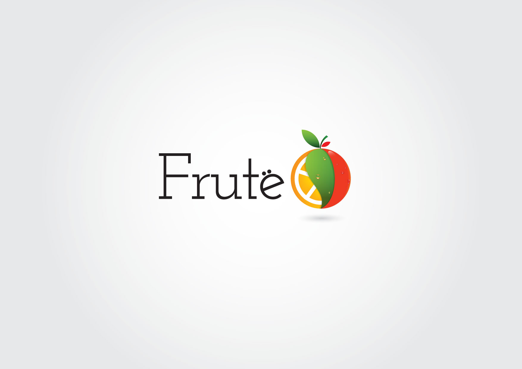 Logo Design by Dit L Pambudi - Entry No. 96 in the Logo Design Contest Imaginative Logo Design for Fruté.