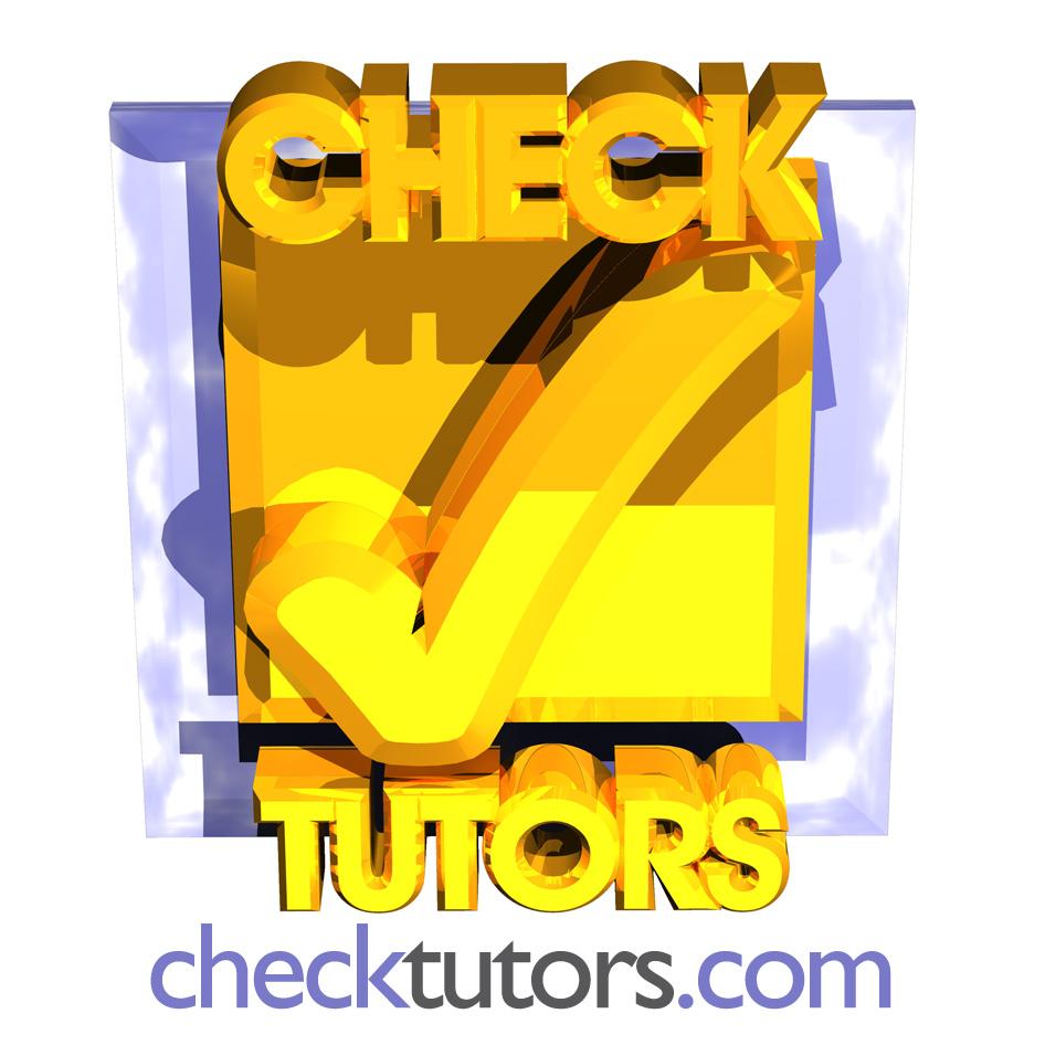 Logo Design by designoverload - Entry No. 112 in the Logo Design Contest Check Tutors.