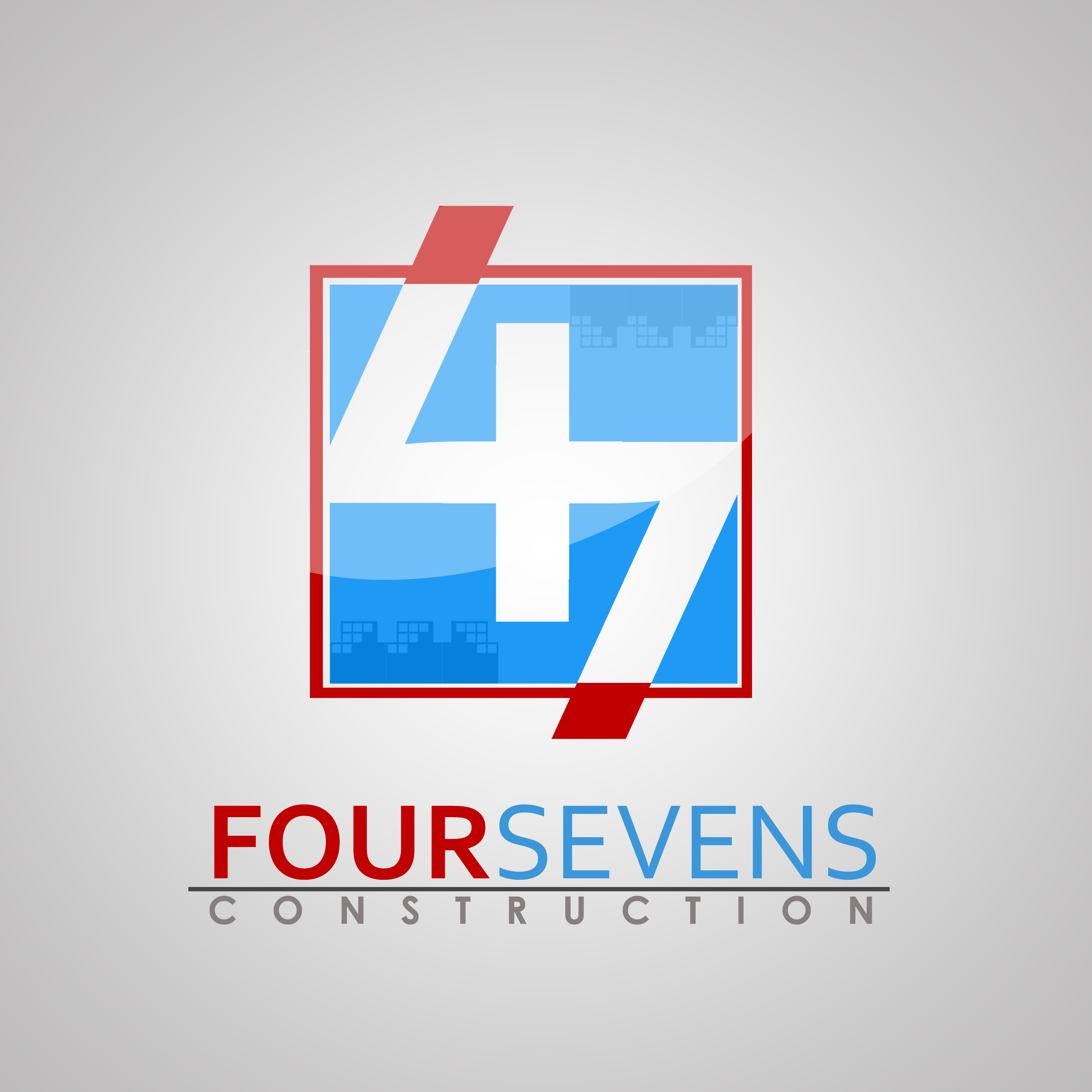 Logo Design by Joseph Lemuel Lacatan - Entry No. 116 in the Logo Design Contest New Logo Design for foursevens.