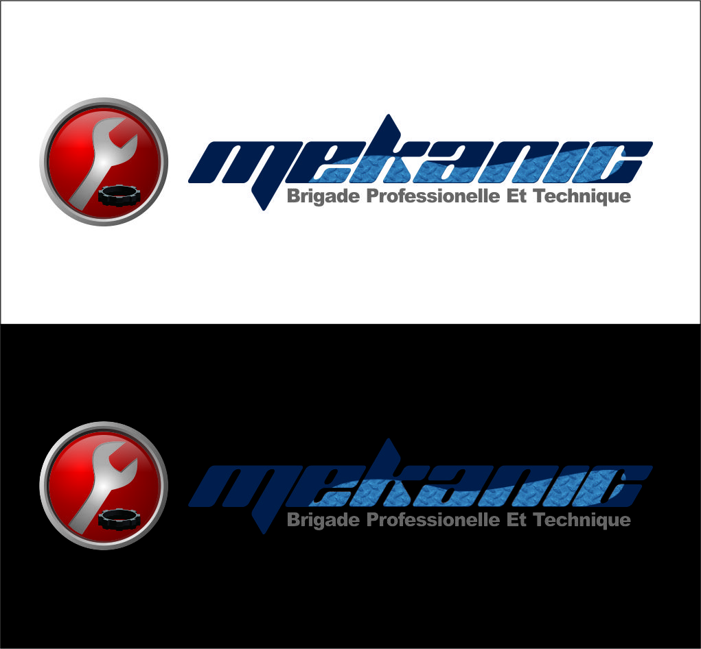 Logo Design by Agus Martoyo - Entry No. 42 in the Logo Design Contest Creative Logo Design for MËKANIC - Professional and technical squad.