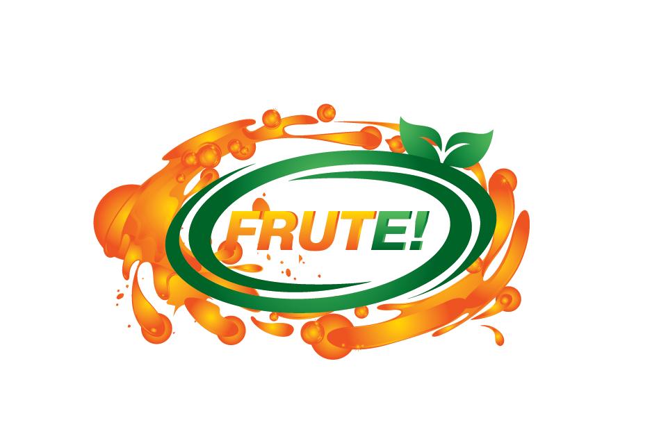 Logo Design by Private User - Entry No. 104 in the Logo Design Contest Imaginative Logo Design for Fruté.