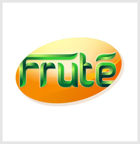 Logo Design by brown_hair - Entry No. 106 in the Logo Design Contest Imaginative Logo Design for Fruté.