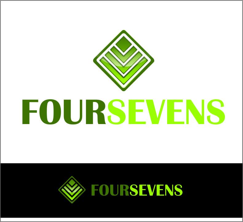 Logo Design by Agus Martoyo - Entry No. 123 in the Logo Design Contest New Logo Design for foursevens.