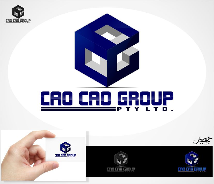 Logo Design by joca - Entry No. 23 in the Logo Design Contest cao cao group pty ltd Logo Design.