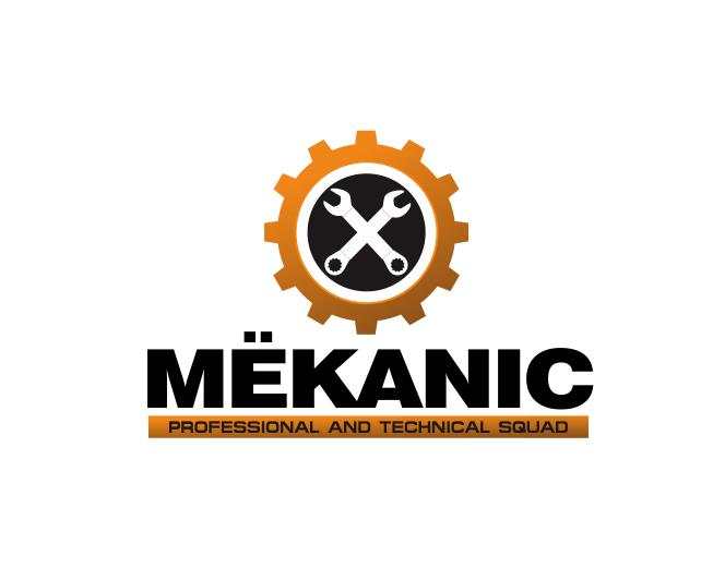 Logo Design by ronny - Entry No. 44 in the Logo Design Contest Creative Logo Design for MËKANIC - Professional and technical squad.