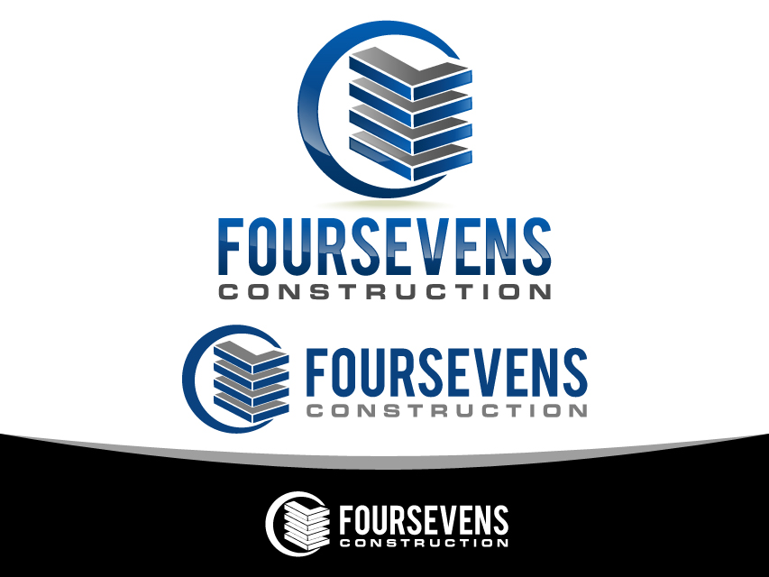 Logo Design by Richard Soriano - Entry No. 125 in the Logo Design Contest New Logo Design for foursevens.