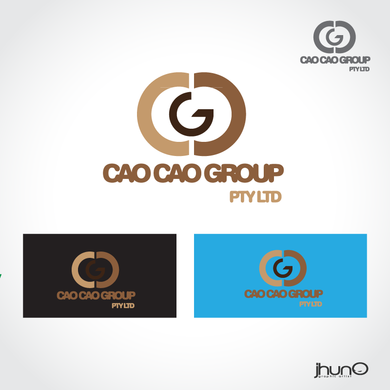 Logo Design by zesthar - Entry No. 36 in the Logo Design Contest cao cao group pty ltd Logo Design.