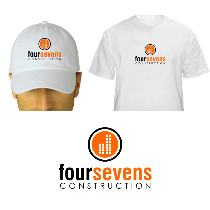 Logo Design by Private User - Entry No. 134 in the Logo Design Contest New Logo Design for foursevens.