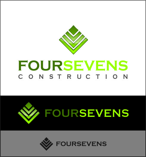 Logo Design by Agus Martoyo - Entry No. 136 in the Logo Design Contest New Logo Design for foursevens.