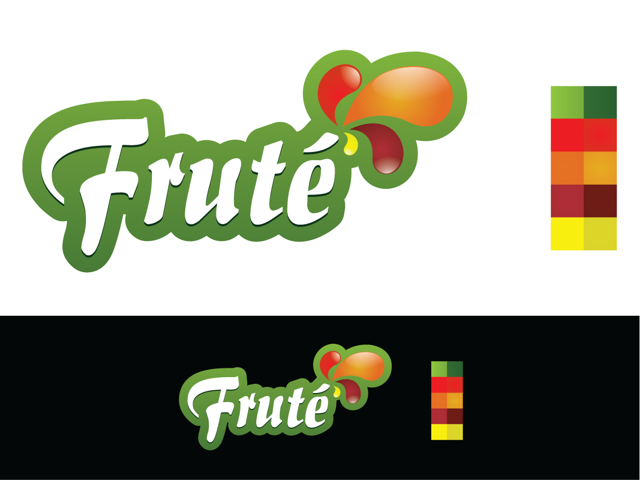 Logo Design by Private User - Entry No. 118 in the Logo Design Contest Imaginative Logo Design for Fruté.