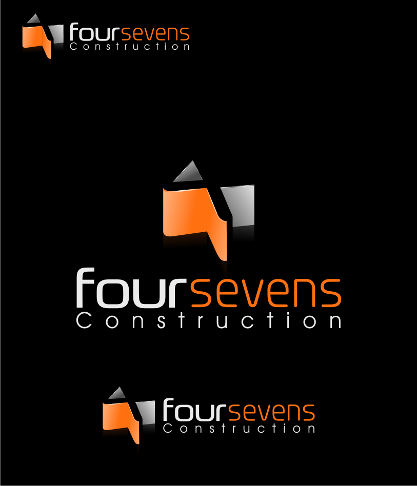 Logo Design by graphicleaf - Entry No. 141 in the Logo Design Contest New Logo Design for foursevens.