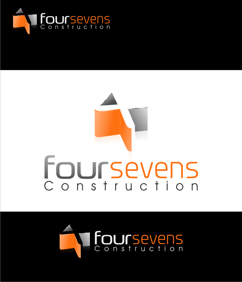 Logo Design by graphicleaf - Entry No. 142 in the Logo Design Contest New Logo Design for foursevens.
