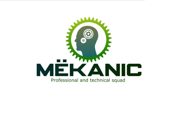 Logo Design by Private User - Entry No. 48 in the Logo Design Contest Creative Logo Design for MËKANIC - Professional and technical squad.