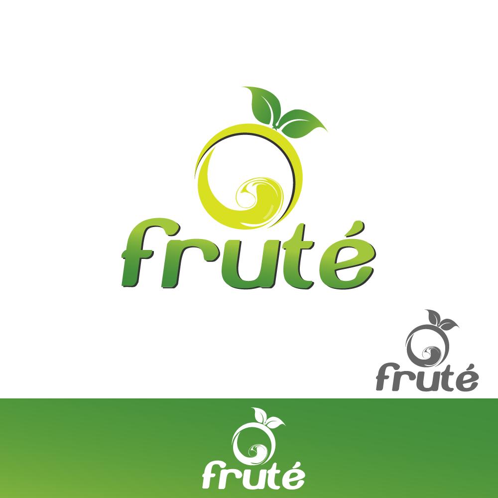 Logo Design by rockin - Entry No. 119 in the Logo Design Contest Imaginative Logo Design for Fruté.