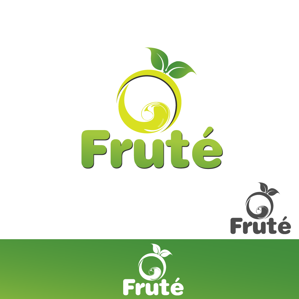 Logo Design by rockin - Entry No. 120 in the Logo Design Contest Imaginative Logo Design for Fruté.