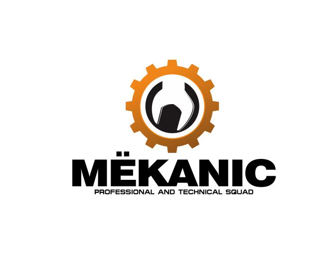 Logo Design by ronny - Entry No. 51 in the Logo Design Contest Creative Logo Design for MËKANIC - Professional and technical squad.