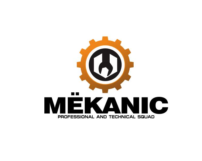 Logo Design by ronny - Entry No. 52 in the Logo Design Contest Creative Logo Design for MËKANIC - Professional and technical squad.