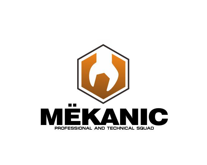 Logo Design by ronny - Entry No. 53 in the Logo Design Contest Creative Logo Design for MËKANIC - Professional and technical squad.