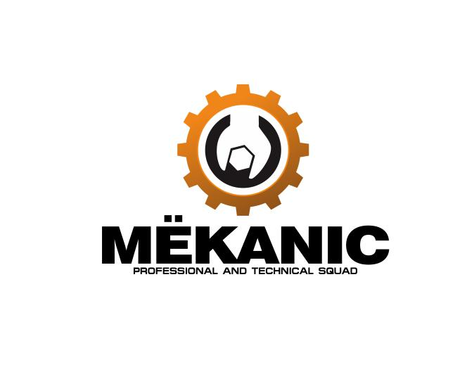 Logo Design by ronny - Entry No. 54 in the Logo Design Contest Creative Logo Design for MËKANIC - Professional and technical squad.
