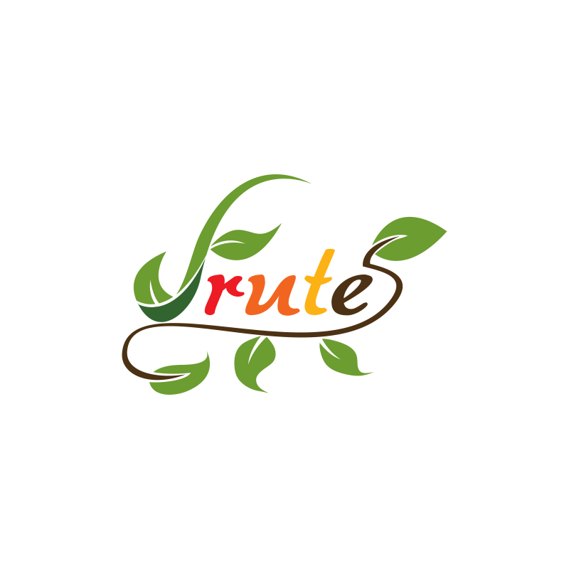 Logo Design by moisesf - Entry No. 126 in the Logo Design Contest Imaginative Logo Design for Fruté.