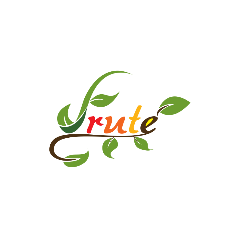 Logo Design by moisesf - Entry No. 130 in the Logo Design Contest Imaginative Logo Design for Fruté.