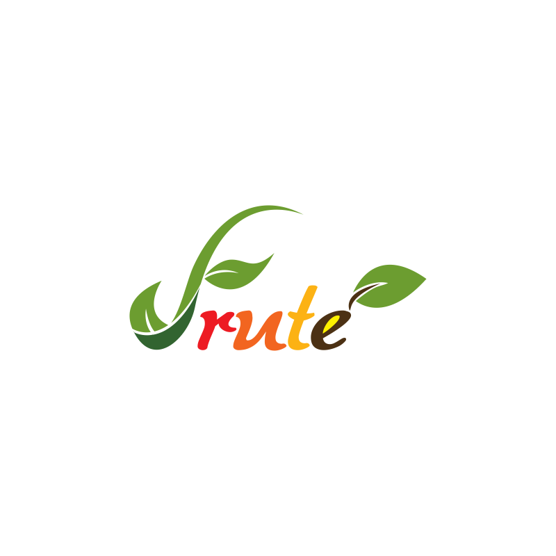 Logo Design by moisesf - Entry No. 131 in the Logo Design Contest Imaginative Logo Design for Fruté.