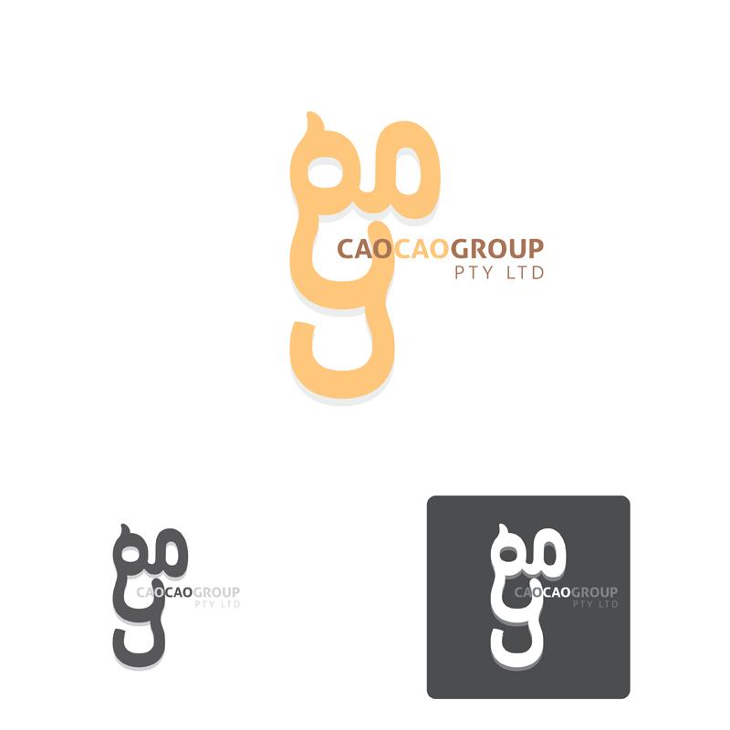 Logo Design by kianoke - Entry No. 40 in the Logo Design Contest cao cao group pty ltd Logo Design.