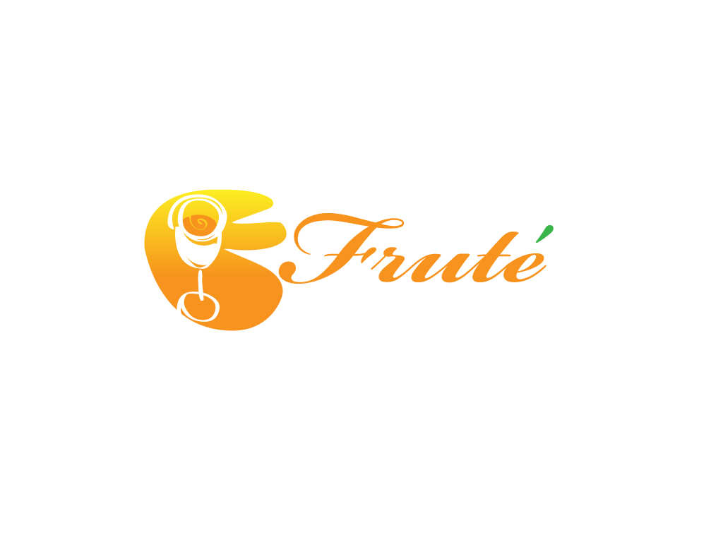 Logo Design by Jagdeep Singh - Entry No. 137 in the Logo Design Contest Imaginative Logo Design for Fruté.