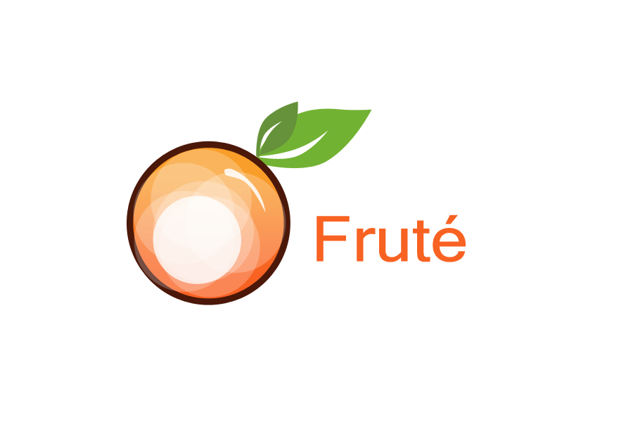 Logo Design by Sonu Boniya - Entry No. 139 in the Logo Design Contest Imaginative Logo Design for Fruté.