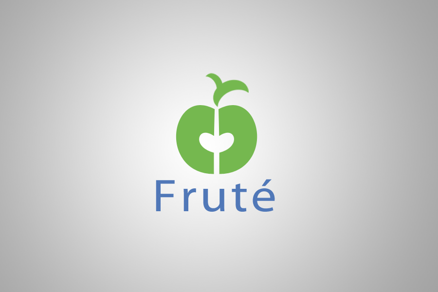 Logo Design by Sonu Boniya - Entry No. 142 in the Logo Design Contest Imaginative Logo Design for Fruté.