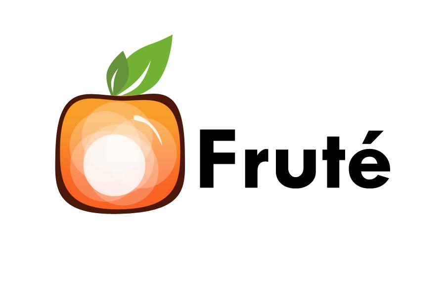 Logo Design by Sonu Boniya - Entry No. 143 in the Logo Design Contest Imaginative Logo Design for Fruté.