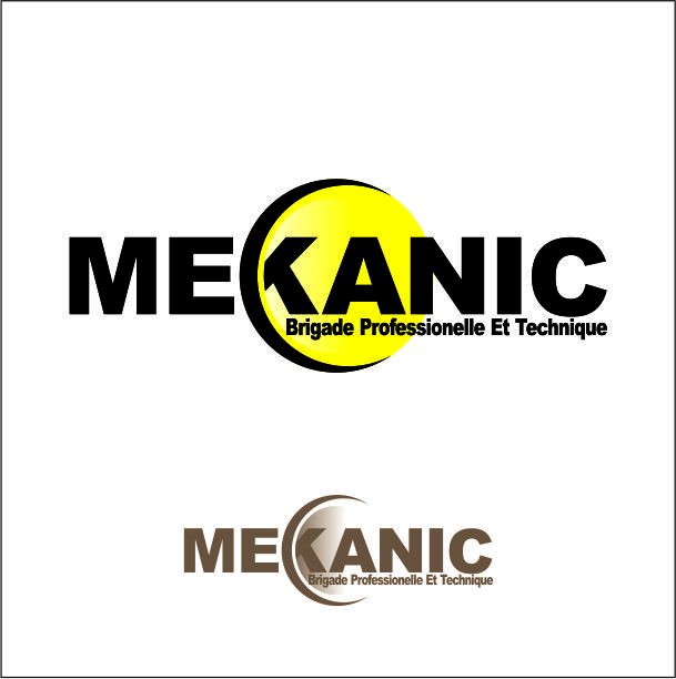 Logo Design by Agus Martoyo - Entry No. 61 in the Logo Design Contest Creative Logo Design for MËKANIC - Professional and technical squad.