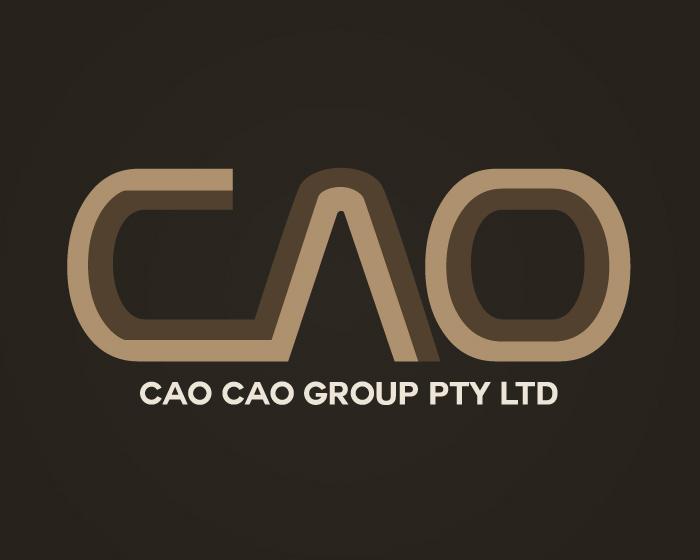 Logo Design by Top Elite - Entry No. 46 in the Logo Design Contest cao cao group pty ltd Logo Design.
