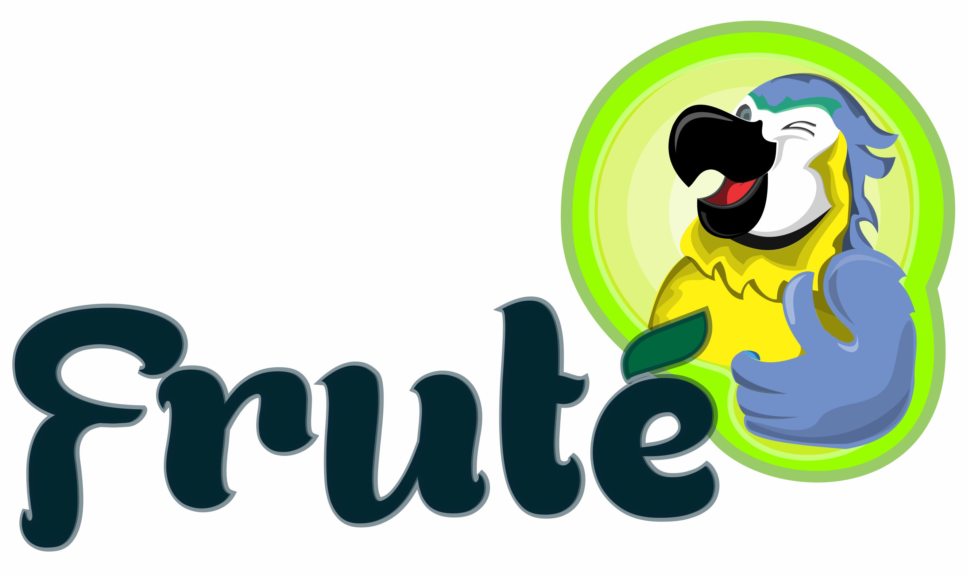 Logo Design by Hasitha Shan - Entry No. 148 in the Logo Design Contest Imaginative Logo Design for Fruté.