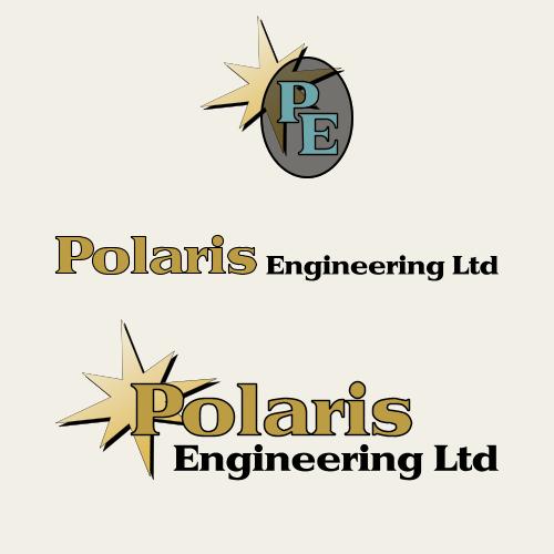 Logo Design by vlramirez - Entry No. 63 in the Logo Design Contest Polaris Engineering Ltd.