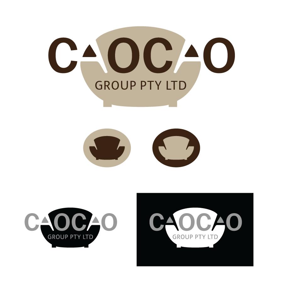 Logo Design by Christina Evans - Entry No. 48 in the Logo Design Contest cao cao group pty ltd Logo Design.