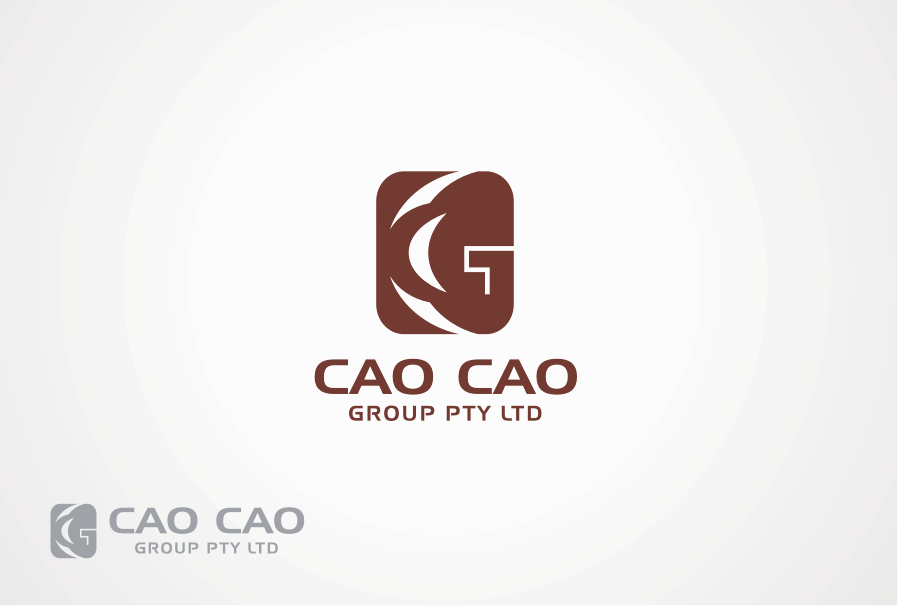 Logo Design by Indra Nugraha - Entry No. 49 in the Logo Design Contest cao cao group pty ltd Logo Design.